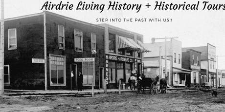 Airdrie History Tours tickets