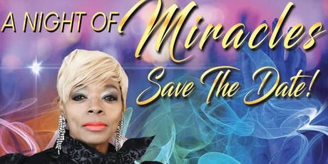 A Night of Miracles tickets