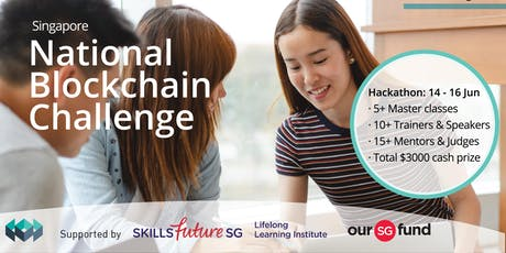National Blockchain Challenge: Pitches + panel discussion tickets