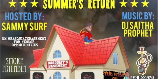 THE KID'S OF SUMMER : SUMMER'S RETURN