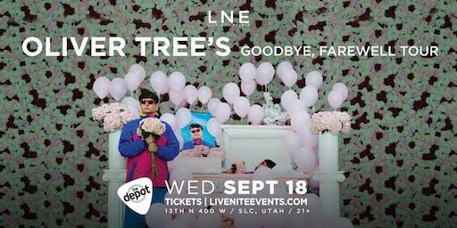 Oliver Tree's Goodbye Farewell Tour