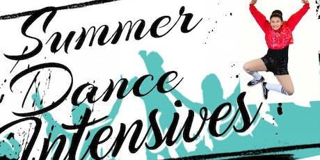 Summer Dance Intensives Registration tickets
