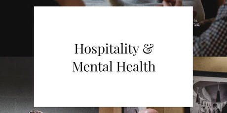 Hospitality & Mental Health at Colonna & Small's tickets