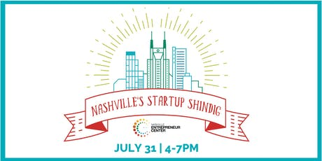 Nashville's Startup Shindig tickets