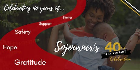 Sojourner's 40th Anniversary Celebration tickets
