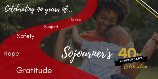 Sojourner's 40th Anniversary Celebration