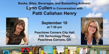 Books, Bites, Beverages and Bestselling Authors Lynn Cullen and Patti Callahan Henry tickets