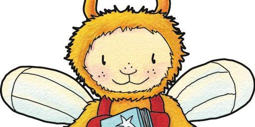 Cosmic Bookbug @ Bearsden Library