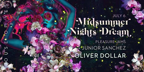 Midsummer Nights Dream with Oliver Dollar tickets