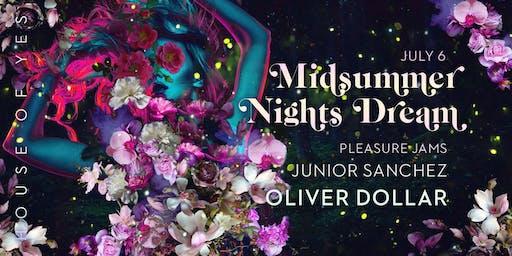Midsummer Nights Dream with Oliver Dollar