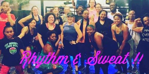 Rhythm & Sweat Dance Fitness Millennial Night