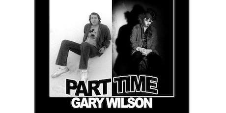 Part Time • Gary Wilson at Deep Ellum Art Co tickets