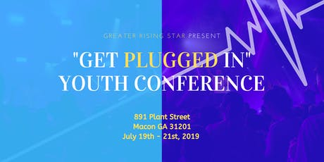 Get Plugged In (3-Day) Youth Conference 2019 tickets