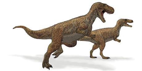 Megagilosaurus Rex billets