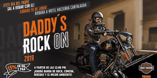Daddy´s rock on  - Rodada Hacienda Cantalagua.