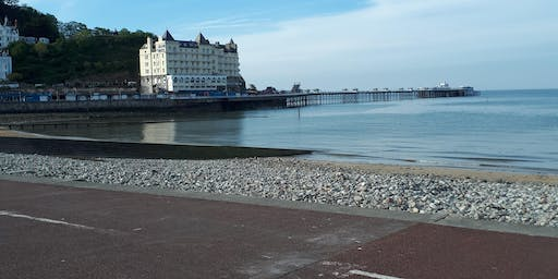 Self Love/Care by the Sea in Llandudno