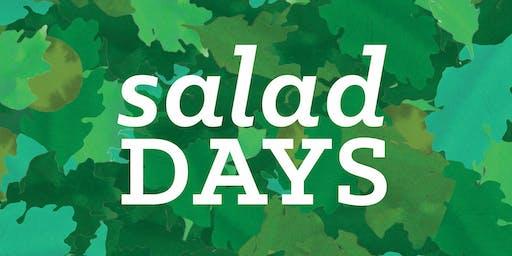 2019 Salad Days