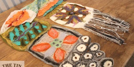 Intermediate Nuno Felting tickets