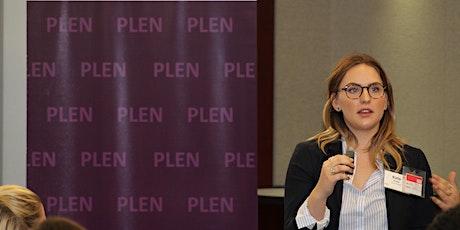 PLEN Women Influencing Washington Seminar tickets