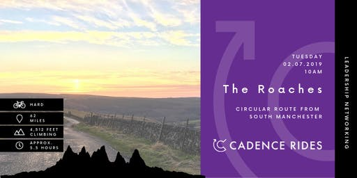 Cadence Rides - The Roaches Cycling Networking Event