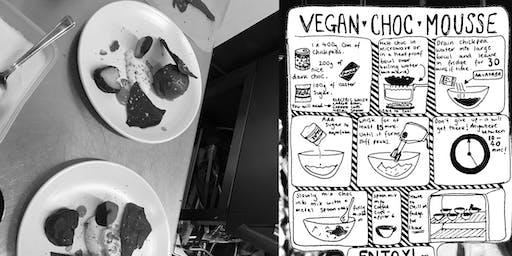 Recipe Comic Making