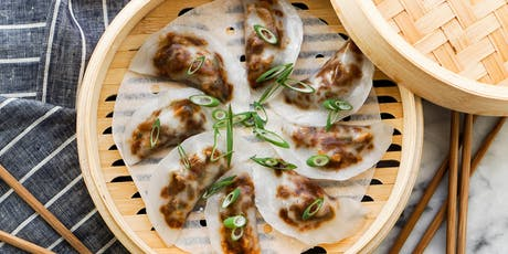 Gluten Free Crystal Dumpling Workshop with Kristina Cho of Eat Cho Food tickets