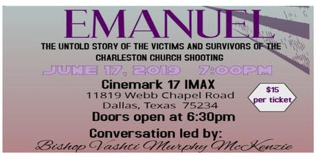 Emanuel The Movie tickets