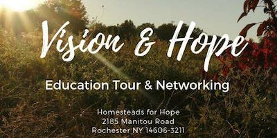 Vision and Hope: Education Tour and Networking Event