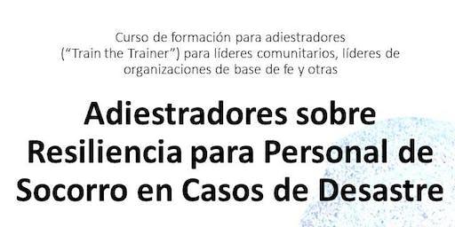 Capacitación para Adiestradores sobre Resiliencia en UAGM Recinto de Gurabo
