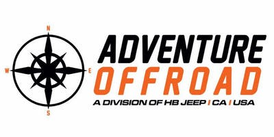 Adventure Off-Road Inaugural Jeep Bash