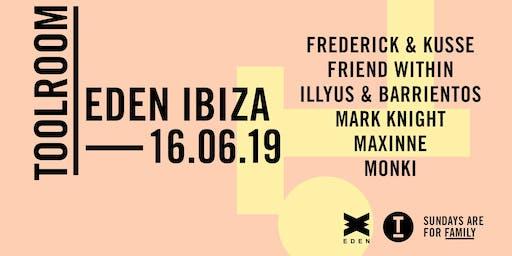 Toolroom Ibiza 2019: Week 3 w/ Mark Knight, Monki, Friend Within + more