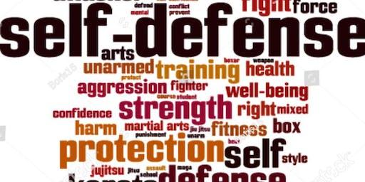 Damsels in Defense - Wisdom Warriors
