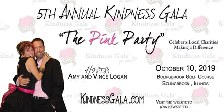 The Kindness Gala - The Pink Party - 5th Annual tickets