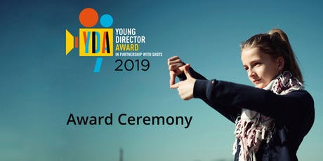 Young Director Award Ceremony 2019  billets