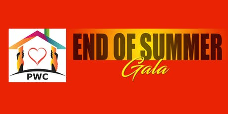 PWC End of Summer Gala 2019 tickets