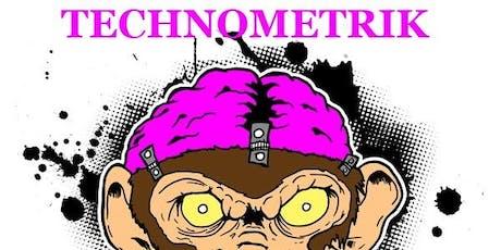TECHNOMETRIK AFTER HOUR $15 ONLY 1AM-7AM  tickets