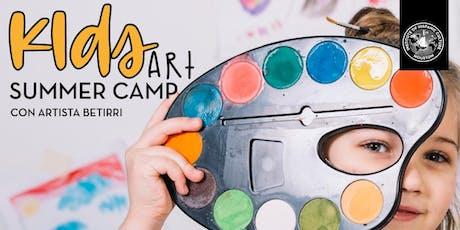 Kids Art Summer Camp tickets