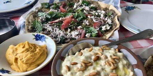 Lebanese Breakfast for Dinner Experience