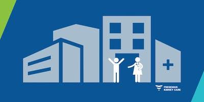 Dialysis Center Open House: South Elgin