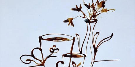 Coffee Painting Workshop with Teresa Afternoon tickets