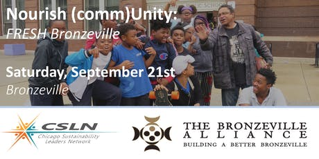 Nourish (comm)Unity: FRESH Bronzeville tickets