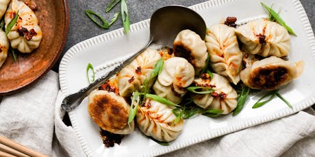 Vegetarian Dumpling Workshop with Kristina Cho of Eat Cho Food tickets
