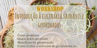 Workshop - Introdução a Alimentação Natural e Germinados