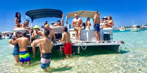 Jet Ski & Boat Party Experience!