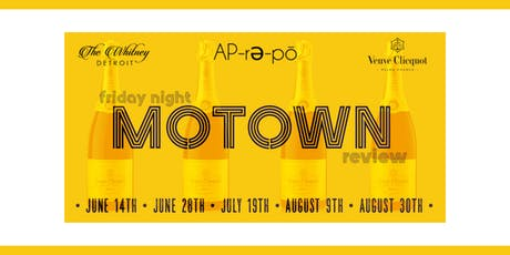 Friday Night Motown Review w/Apropos tickets