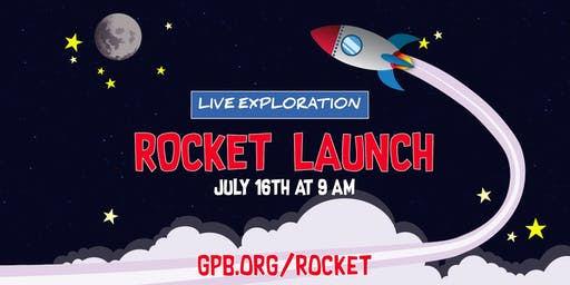 GPB Global Rocket Launch Live (Online event)