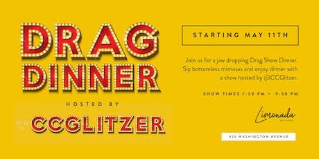 Saturday Night Drag Dinner @ Limonada Bar + Brunch tickets
