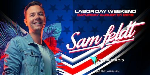Sam Feldt at Shephard's Labor Day Live Beach House Saturday Party 8-31-19