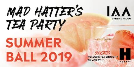 IAA Summer Ball 2019 tickets