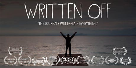 "Free Screening of the Documentary ""Written Off""  tickets"